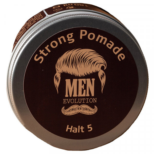 Strong Pomade Halt 5 – 180ml