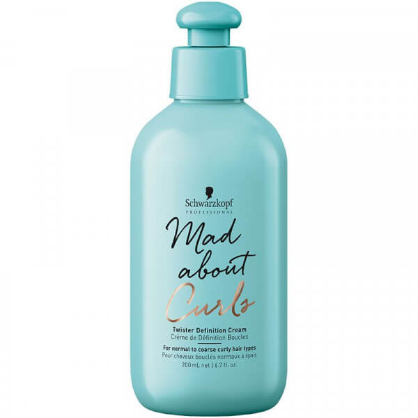 Schwarzkopf Mad About Curls Twister Definition Cream