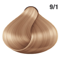 AWESOMEcolors Silky Shine 9/1 Lichtblond Asch 60 ml