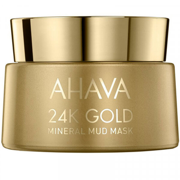 24K GOLD Mineral Mud Mask - 50ml
