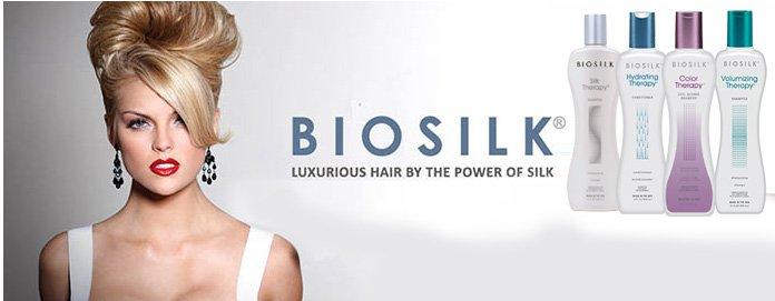 BioSilk Haarprodukte
