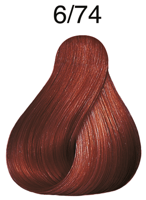 Deep Browns 6/75 dunkelblond braun-mahagoni