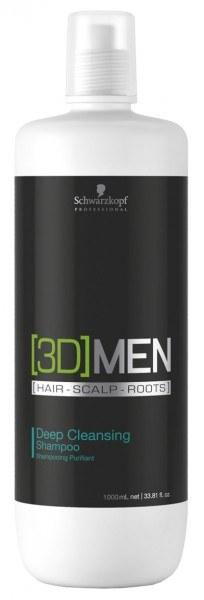 [3D] MEN Deep Cleansing Shampoo (1000ml)