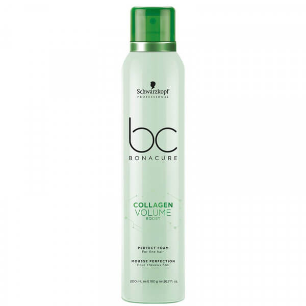 Schwarzkopf BC Collagen Volume Boost Perfect Foam