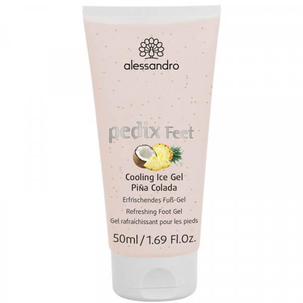 Pedix Feet Cooling Ice Gel Pina Colada - 50ml