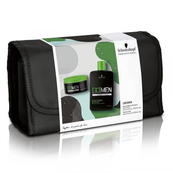3DMen X-Mas Bag