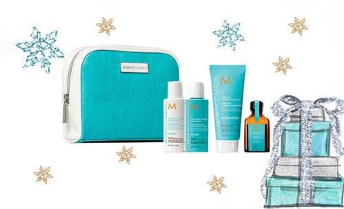 Weihnachtsgeschenke - Haarpflege Sets