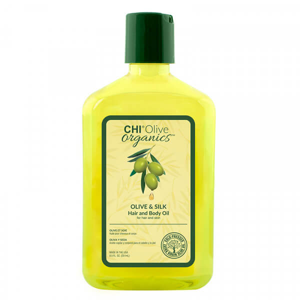 Olive Organic Hair & Body Oil - 251ml