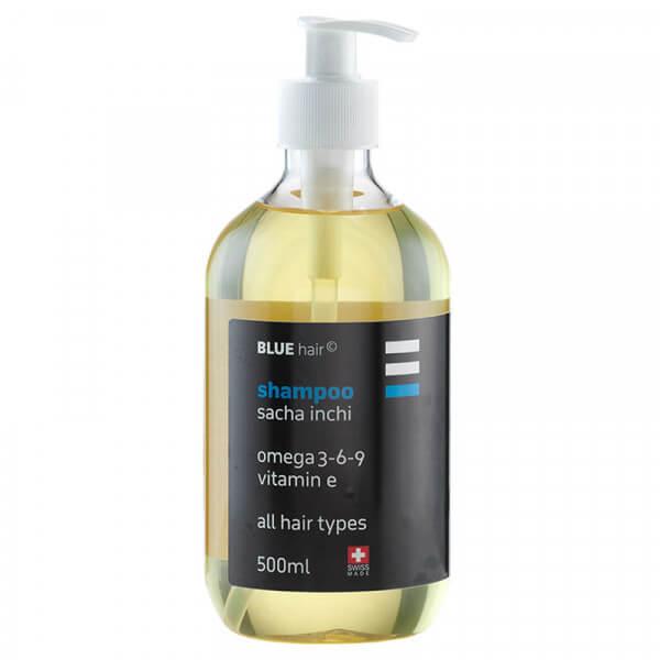 BLUE Hair - Shampoo Sacha Inchi - 500ml