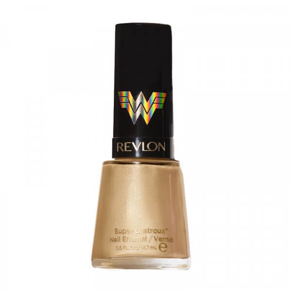Wonder Woman 84 Super Lustrous Nail - Tempting 805