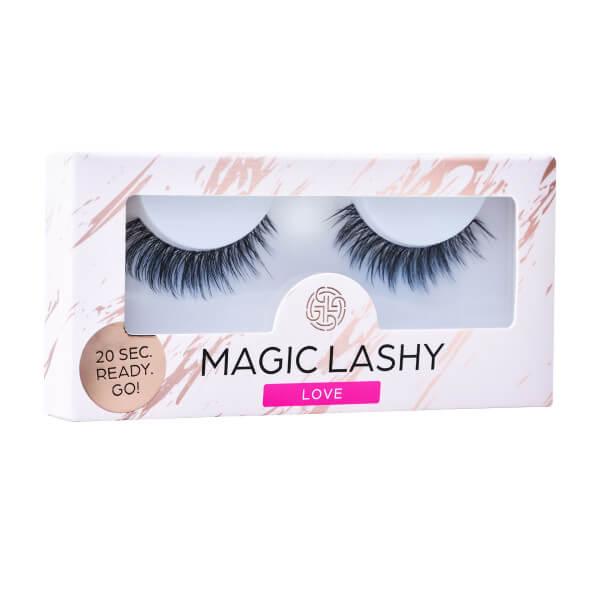 GL Beauty Magic Lashy - Love Bandwimpern
