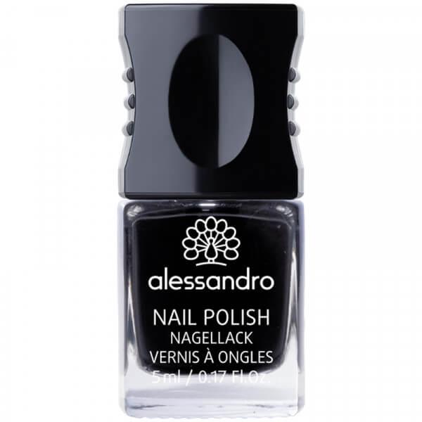 Nail Polish - 177 Midnight Black