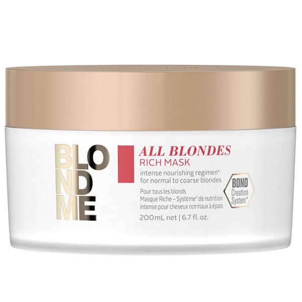 BLONDME All Blondes Rich Mask - 200ml