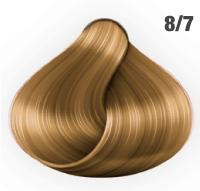AWESOMEcolors Silky Shine 8/7 Hellblond Braun 60 ml