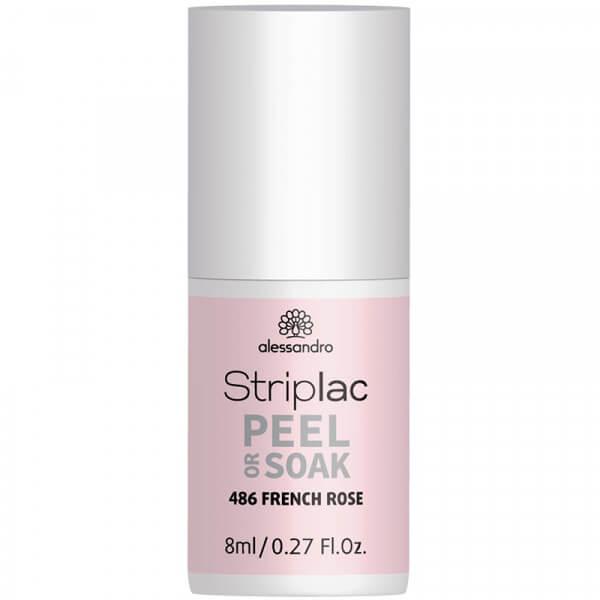 Striplac Peel or Soak - French Rosé