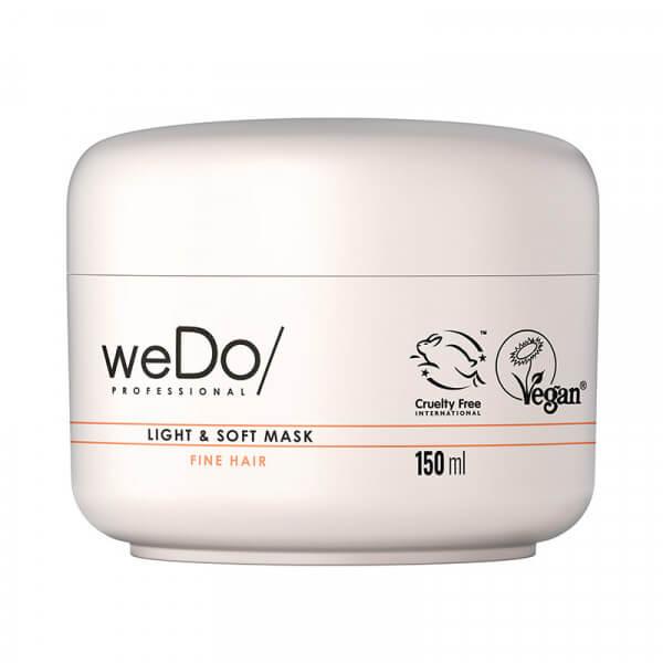 weDo/ Professional Light & Soft Mask – 150ml