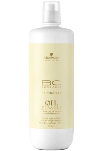 BC Oil Miracle Light Oil Shampoo (1000ml)