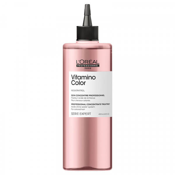 Vitamino Color Resveratrol Acidic Sealer  - 400ml