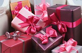 Geschenke-Flyout