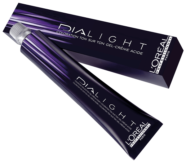 Dialight 7.12 Mittelblond Asch Irisé - 50ml