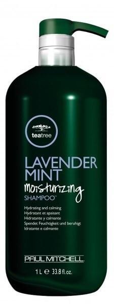 Paul Mitchell Lavender Mint Moisturizing Shampoo 1000 ml