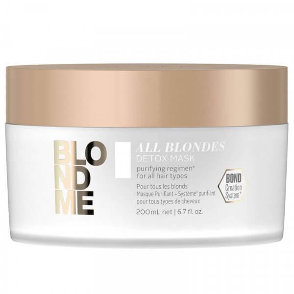 BLONDME All Blondes Detox Mask - 200ml