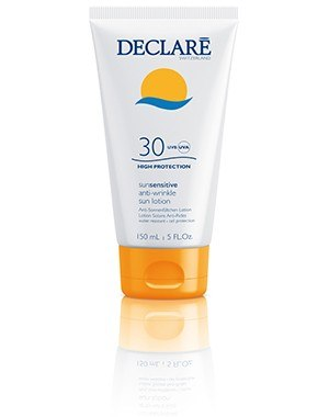 Declaré sun sensitive anti-wrinkle sun lotion SPF 30 (150ml)