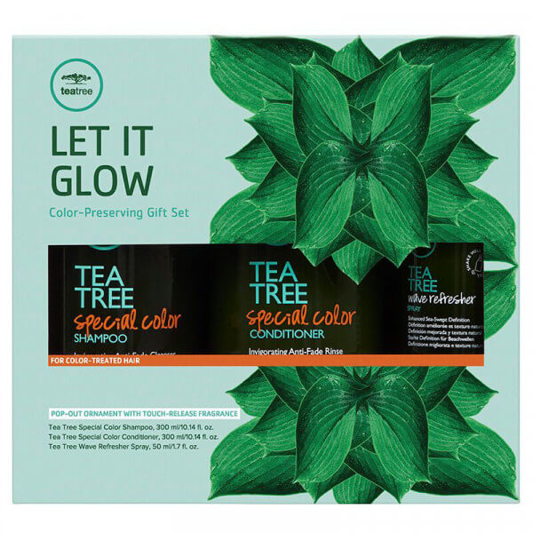 Let It Glow - Color - Preserving Gift Set - 650ml