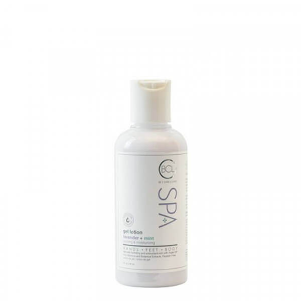 Lavender and Mint Gel Lotion (90ml)