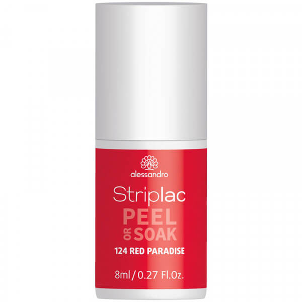 Striplac Peel or Soak - Red Paradise