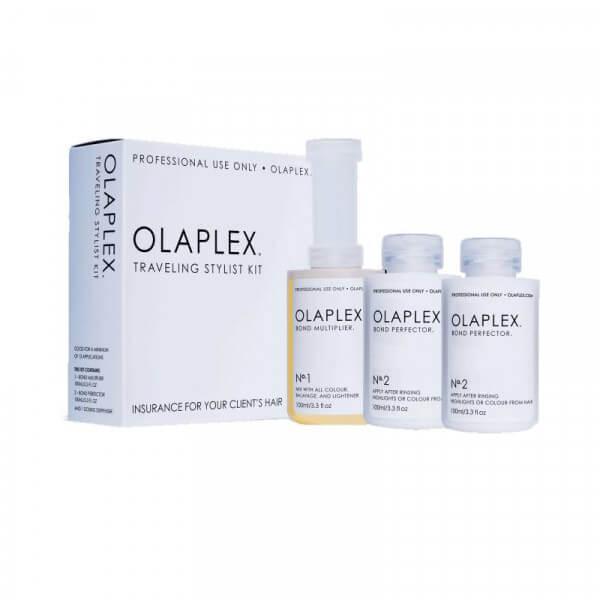 Olaplex Traveling Stylist Kit No. 1 und No. 2