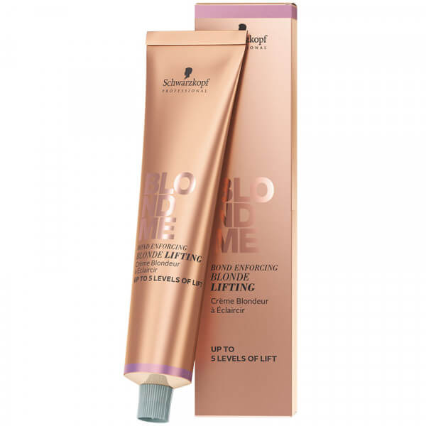 Schwarzkopf Blondme Enforcing Blonde Lifting Clear