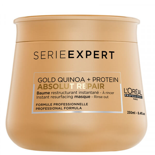 Maske Absolut Repair Gold Quinoa + Protein - 250ml