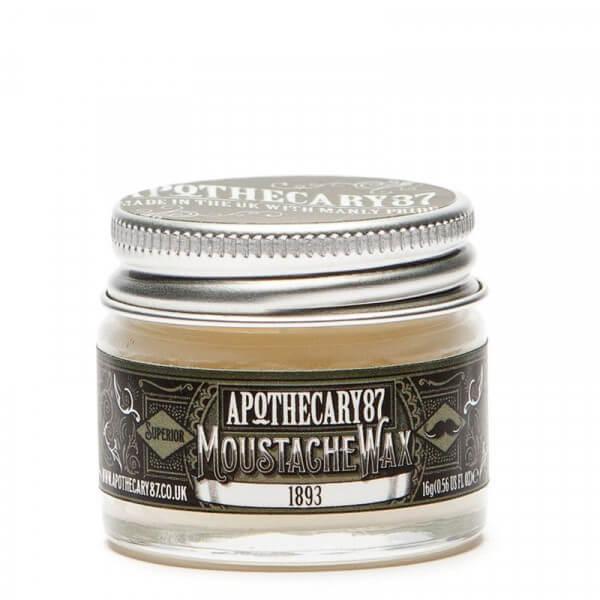 Moustache Wax - 1893 - 15 ml
