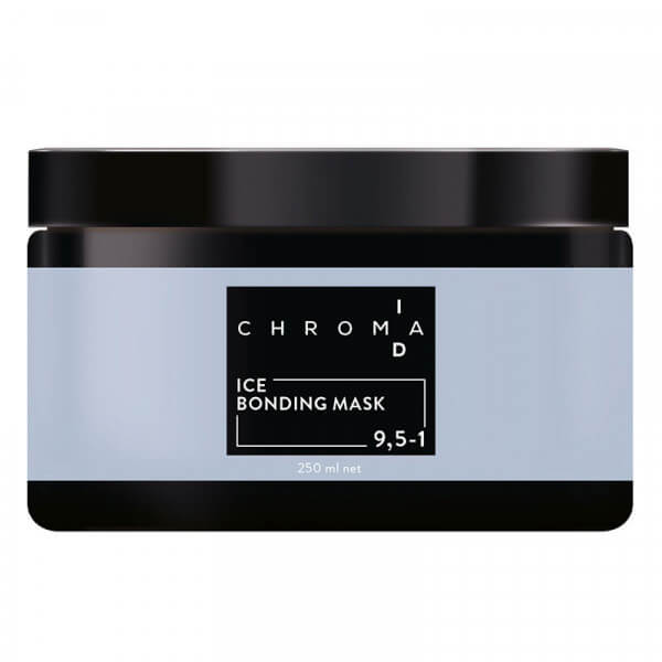 Chroma ID Bonding Mask 9,5-1 Platinblond Cendré - 250ml