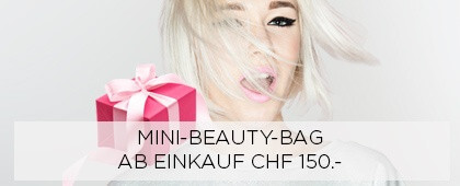 Mini Beauty Bag ab CHF 150