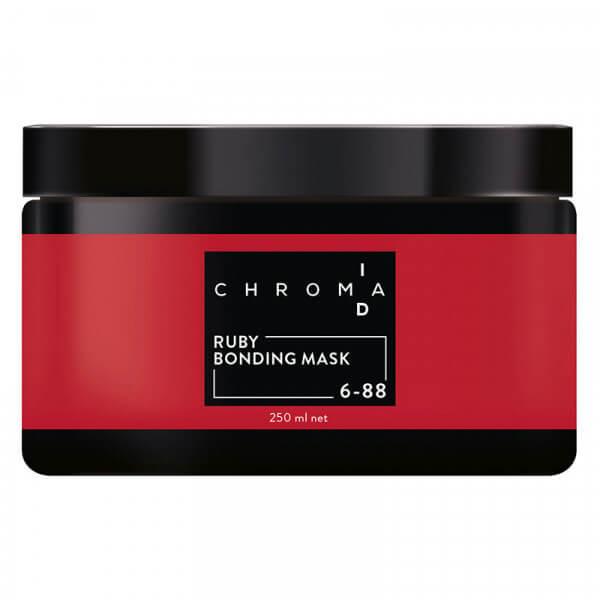 Chroma ID Bonding Color Mask 6-88 Dunkelblond Rot Extra - 250ml
