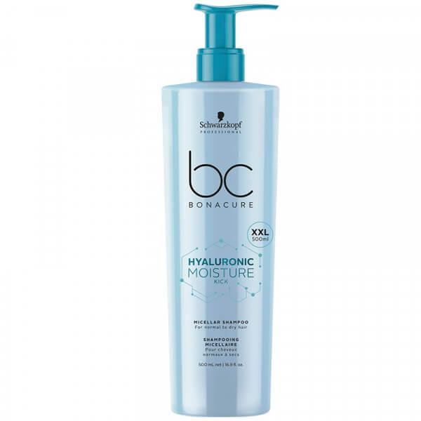 Shampoo BC Hyaluronic Moisture Kick Micellar 500ml
