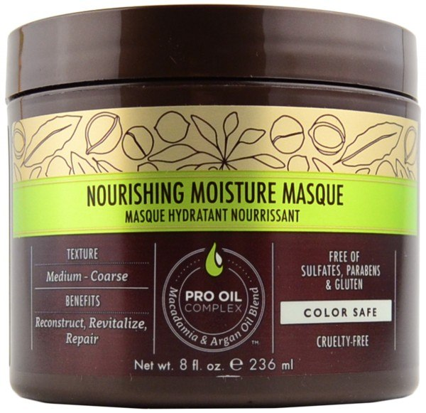 Macadamia Nourishing Moisture Masque (236ml)
