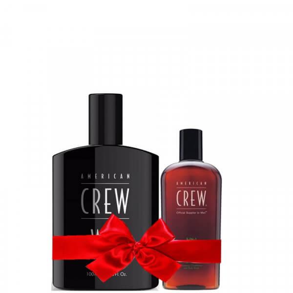 Geschenkset WIN Parfum + gratis Tea Tree Shampoo