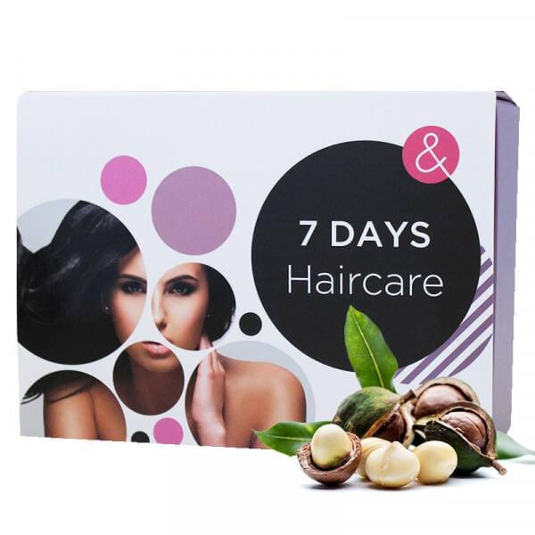 7 Days Haircare Argan Kur Box