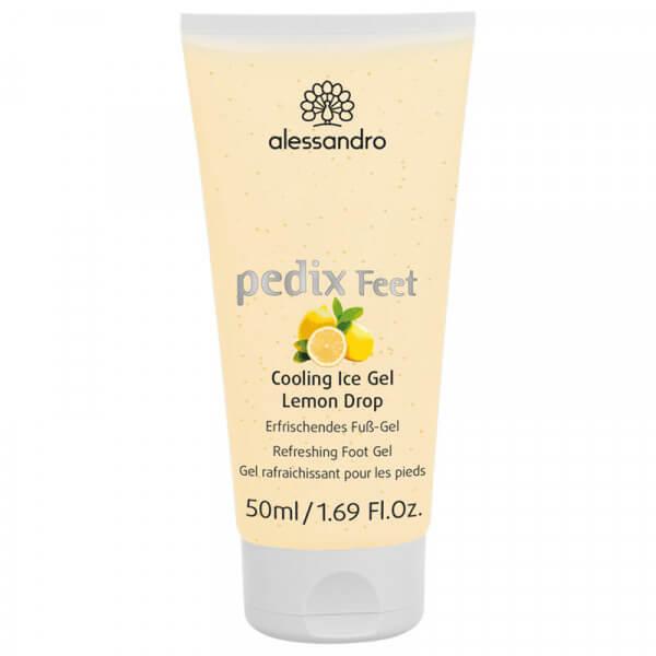Pedix Feet Cooling Ice Gel Lemon Drop - 50ml