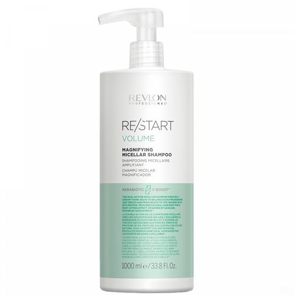 Re/Start Volume Magnifying Micellar Shampoo – 1000ml