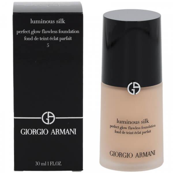 Armani Luminous Silk Foundation - LBeige Chaleureux 05