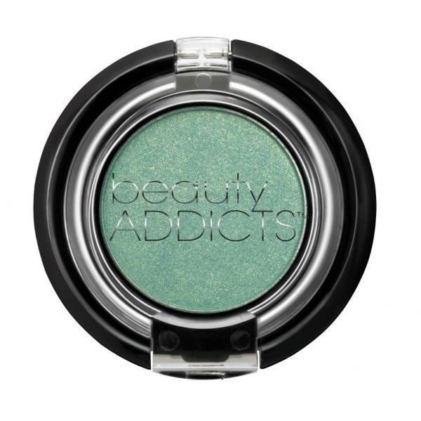 Beauty Addicts Eyeshadow, Creme dé Mint