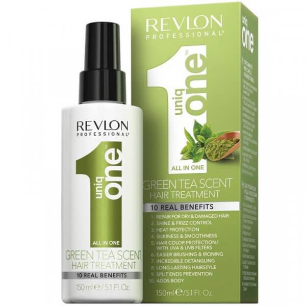 uniq one green tea 150ml Revlon