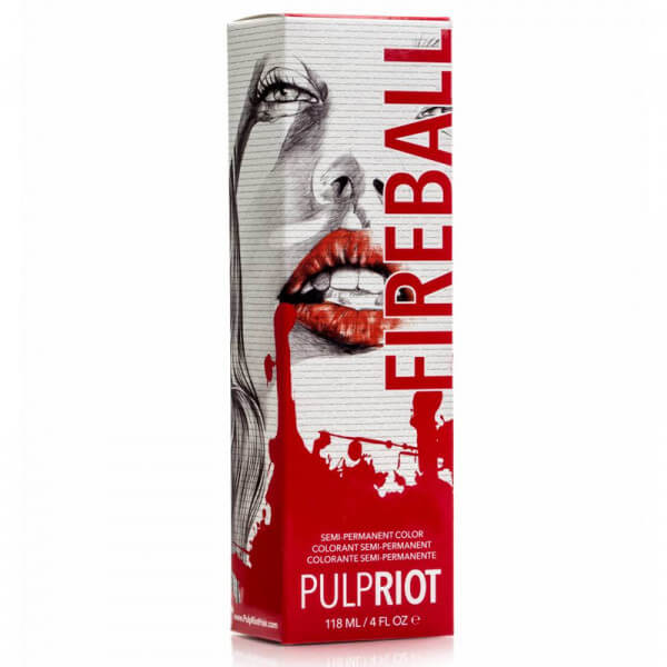 Fireball - 118ml - Pulpriot