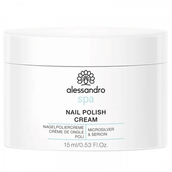 Spa Nail Polish Cream