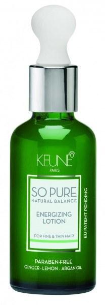 So Pure Energizing Lotion Keune (45ml)