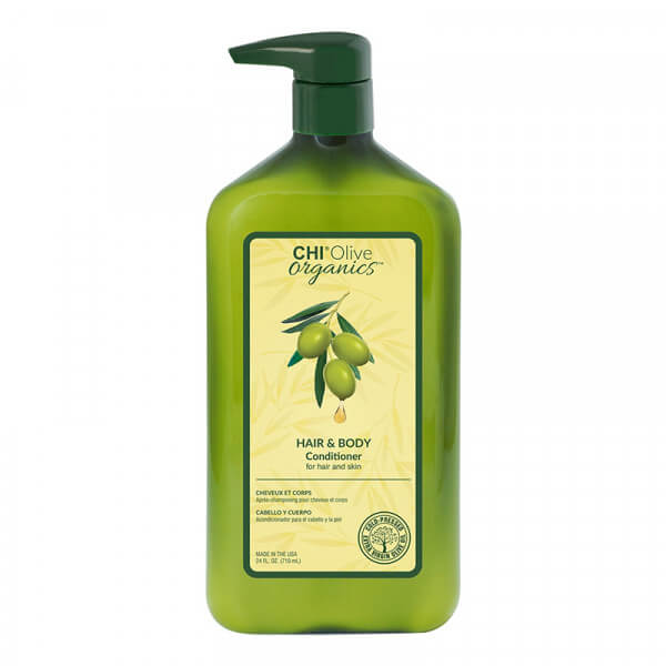 Olive Organic Hair & Body Conditioner - 710ml